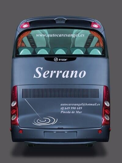 Autocares Serrano